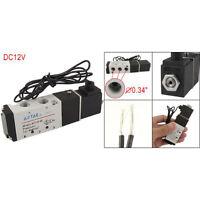 4v110-06 P T1 / 8 Luft Outlet 2 Position Magnetventil DC 12V GY