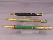 New listing Vintage Pencil lot of 3-Carters-Eagle-Moore- Sold As Parts Only