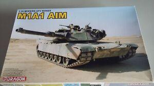 M1A1 AIM  Kit DRAGON 1:35 DR3535