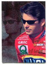 1996 Flair p1 Jeff Gordon Promo Sample