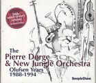 PIERRE DORGE & NEW JUNGLE ORCHESTRA - olufsen years 1988-1994 5 CD box
