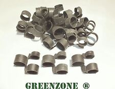 20 x .50 Cal Links for Bullet Belts , Belts, SAS, SBS, Army, Airsoft, Shooting
