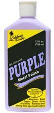 California Custom Purple Metal Polish 355ml Alloy Chrome Stainless Brass Silver