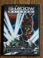 Shadowraiders Vol. 2: A Dangerous Enemy (DVD, 2001) Shadow Raiders DVD