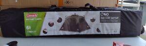 Coleman Instant Cabin 6 Person Tent Instant Set Up