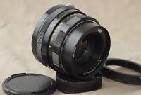 Helios-44m 58mm f./ 2 Helios 44m M42 Lens + Canon EOS EF Mount 5D 6D 7D MARK II