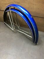 Vintage 1960's Western Flyer Bicycle Fenders