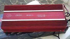 Orion amplificatore  250 - hcca 100 watts rms usato pochissimo  perfetto!