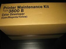 Original Ricoh Maintenance Kit  Type 3800 B Color Developer in OVP