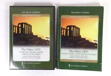 The Great Courses: The Other 1492 (Disc's and Course Guidebook) History