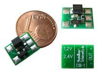 S364 - 2 Stück LED Spannungswandler CSB-1 Treiber PR4401 Beleuchtung Platine