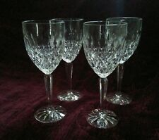 Lenox BALTIC Wine Glasses - Set of 4 - Signed -  FREE U.S. SHIPPING