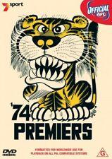AFL Premiers 1974 - Richmond (DVD, 2013)