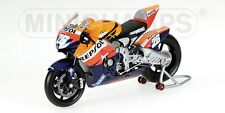 MINICHAMPS 122 071026 HONDA RC212V model bike Daniel Pedrosa MotoGP 2007 1:12th