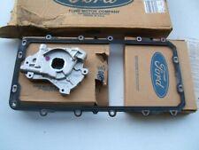 1991-1994 Ford Lincoln Mercury V8 4.6L Oil Pump Kit & Oil Pan Gasket F5AZ-6660-A