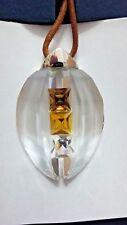 Collana con pendente in cristallo Preciosa 2077 70