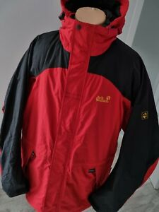 Jack Wolfskin Texapore fine mens 3in1 Hooded jacket,good cond.size XL Worldwide