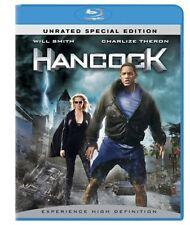 Hancock  DVD Blu-ray Will Smith, Charlize Theron, Jason Bateman, Jae Head, Eddie