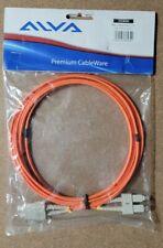 ALVA Optical MADI Cable - Duplex New SC to SC 3M