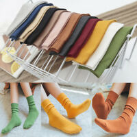 Kawaii Cute Women Warm Soft Breathable Ankle-High Casual Cotton Socks Fashion