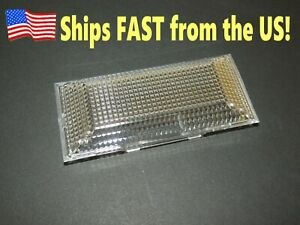 1973 1979 Ford F 100 - F 350 NEW Custom Dome Light Lens CLEAR! Custom!