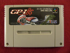 GP-1 RS Rapid Stream (Nintendo Super Famicom SNES SFC, 1994) Japan Import