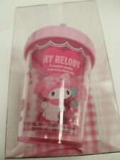 Sanrio My Melody Cup Paper Clip Holder With Magnet Dispenser