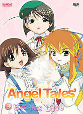 Angel Tales Vol. 3 Endless Love (DVD, 2004)