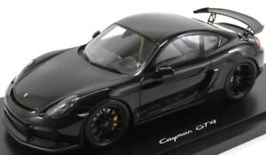 Porsche 981 GT4 Model 1/18 Scale. Porsche Dealer Edition. 1 Of Just 500 Mint.