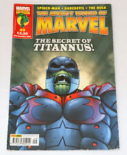 The Mighty World of Marvel  Collectors Edition Comic No.49 29th November 2006