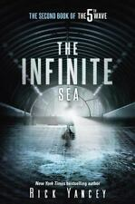 The 5th Wave: The Infinite Sea 2 by Rick Yancey (2014, Hardcover)