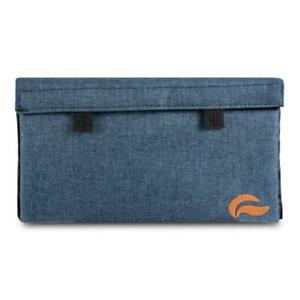 """Skunk Mr Slick Smell Proof Weather Resistant Stash Bag Pouch 11"""" Multicolor"""
