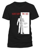 Two-Face' Harvey Dent 'T-SHIRT - NUOVO E ORIGINALE