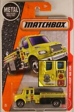 MATCHBOX #85 Freightliner M2 106 Fire Truck, 2017 issue (NEW in BLISTER)