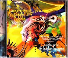 Monstrous Psychedelic Bubble Mojo CD (Can/Dungen/Pop Levi/Amorphous Androgynous)
