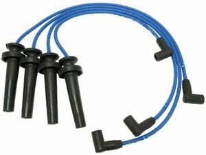 For 1994-2002 Saturn SL2 Spark Plug Wire Set NGK 55842MG 1995 1996 1997 1998