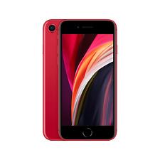 """Apple iPhone SE 2020 Red 4.7"""" 64GB 4G Unlocked & SIM Free MX9U2B/A"""