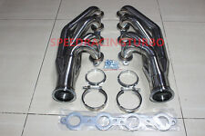 FOR Chevrolet HOLDEN PONTIAC LS1 LS6 LSX GM V8 Up&Forward Turbo Header Manifold