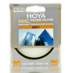 HOYA HMC UV (C) Slim Lens Filter 37 40.5 43 46 49 52 55 58 62 67 72 77 82mm