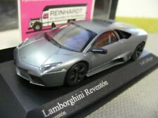 1/43 Minichamps Lamborghini Reventon graumetallic