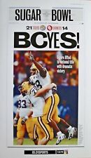"""""""BCYES!"""" Art Print from The Times-Picayune"""