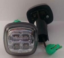 Right Left OS NS Side Light Indicator LED Smoke For Audi A4 8D2 B5 01.95-01.99