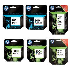 Original HP 300  300xl Druckerpatrone DeskJet D1660 F2420 PhotoSmart C4650 HP300