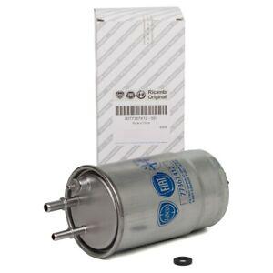 ORIGINAL Fiat Kraftstofffilter Dieselfilter DUCATO (250 290) 2.3/3.0D 77367412