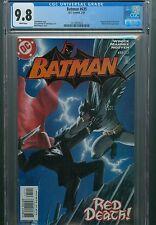 Batman 635 CGC 9.8 1st Jason Todd Red Hood Black Mask DC Detective Comics Robin