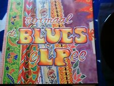 NORMAAL - NORMAAL DE BLUES ELPEE - RARE PRIVATE ELPEE - MINT ( NEVER PLAYED )