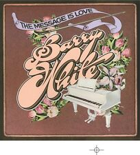 Barry White - The Message Is Love New  Import 24 Bit Remastered CD