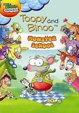 Toopy And Binoo: Monster School (Fs)  DVD NEW