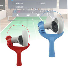 Table Tennis Paddle Grip Handle Mount for Oculus Quest 2 VR Headset Controllers