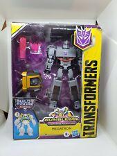 Transformers Hasbro Bumblebee Cyberverse Adventures Deluxe Megatron New Unopened